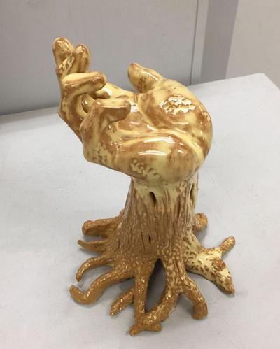 Organic Sculpture 2