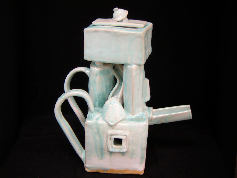 Handbuilt Teapot 2