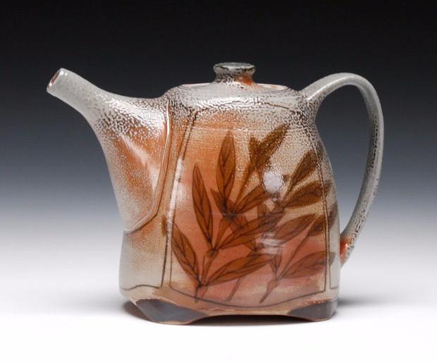 Teapot by Cathi Jefferson