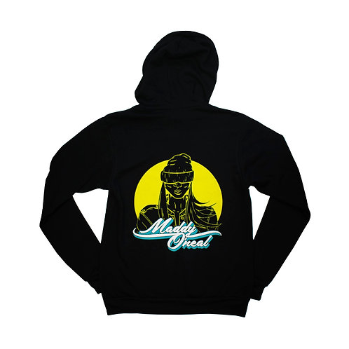 Maddy O'Neal Zip up Hoodie