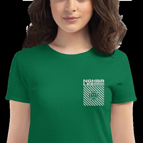 Women's NGHBR short sleeve t-shirt
