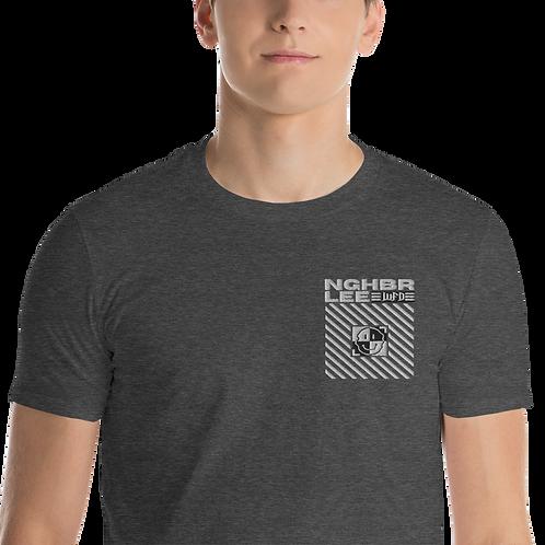 HPY NGHBR Short-Sleeve T-Shirt Wht/Blk