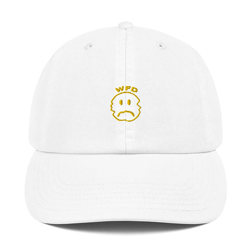 WFD Dad Hat (Gold Logo)