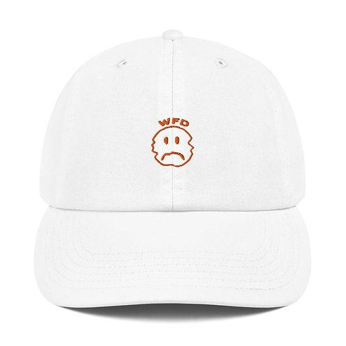 WFD Dad Hat (Orange Logo)