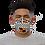 Thumbnail: HPY NGHBR face mask blk