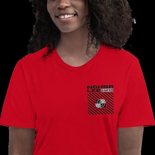 HPY NGHBR Short-Sleeve T-Shirt Blk/Wht
