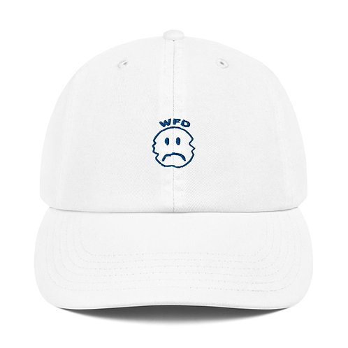 WFD Dad Hat (Blue Logo)