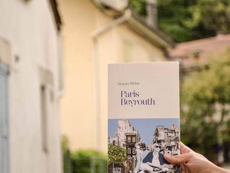 Paris-Beyrouth, Jacques Weber [#RL20]