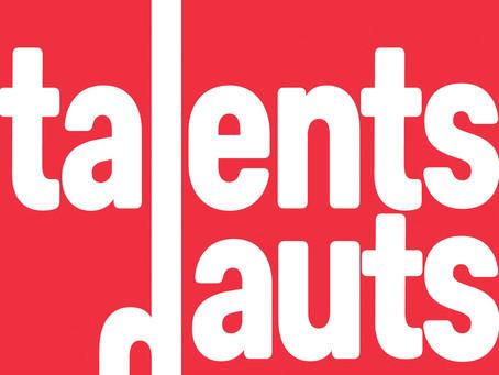 Varions les éditions : Talents Hauts (décembre 2020)