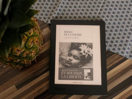 Rivage de la colère, Caroline Laurent