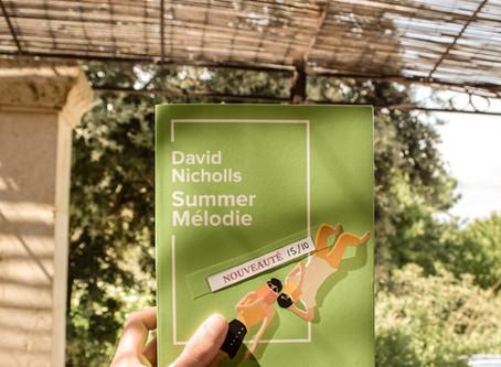 Summer Melodie, David Nicholls