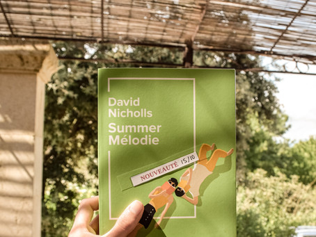 Summer Melodie, David Nicholls