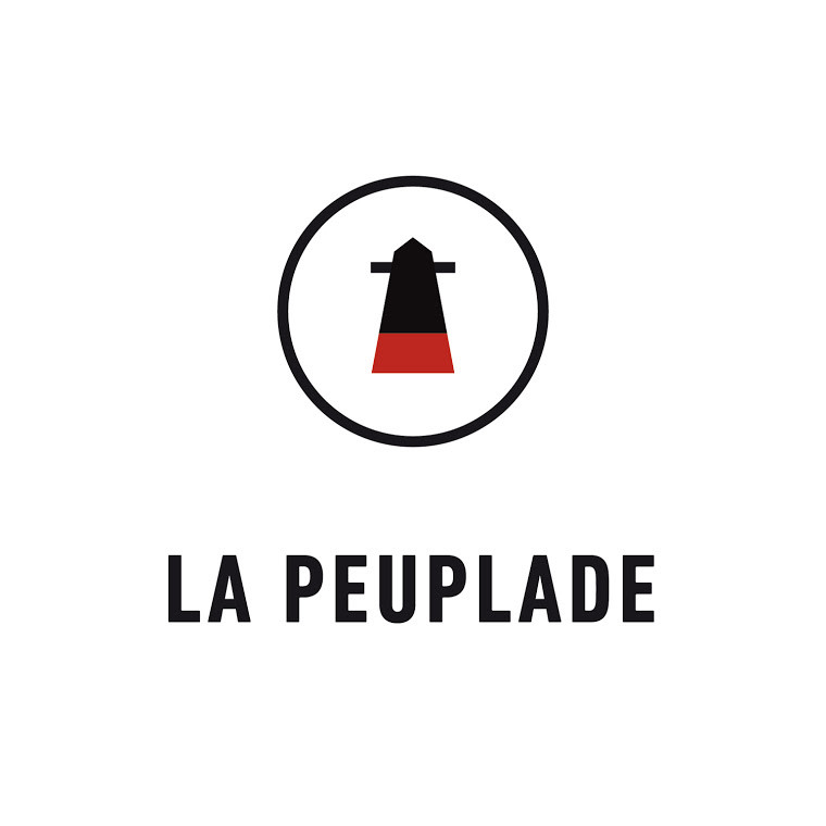 logo la peuplade editions quebec