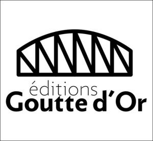 Mars 2020 : Editions Goutte d'or