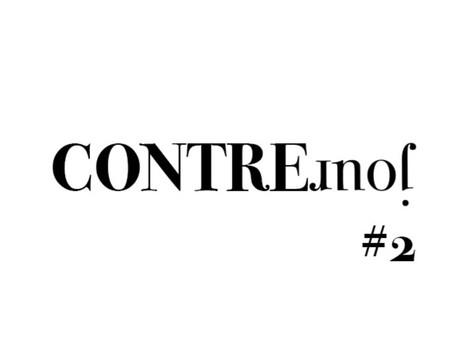 Contre-Jour #2 : La blogueuse littéraire