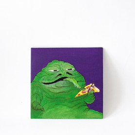 JABBA AND THE PIZZA