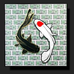 LUCK CHARM - Koi-YY