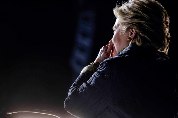 Hillary Clinton, Oval Office, Novembre 2016