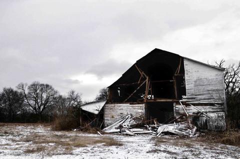 Haunted barn, The American Fallen Dream, Janvier 2017