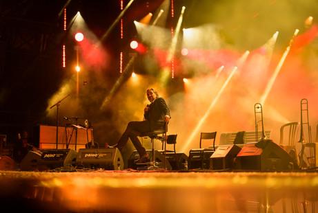 Stefan Eicher, Paléo Festival Nyon, Juillet 2019