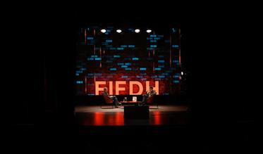 Joe Sacco, FIFDH, Mars 2020