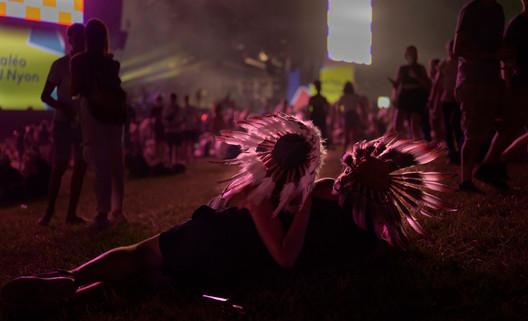 Cowyboys et indiens, Paléo Festival Nyon, Juillet 2019