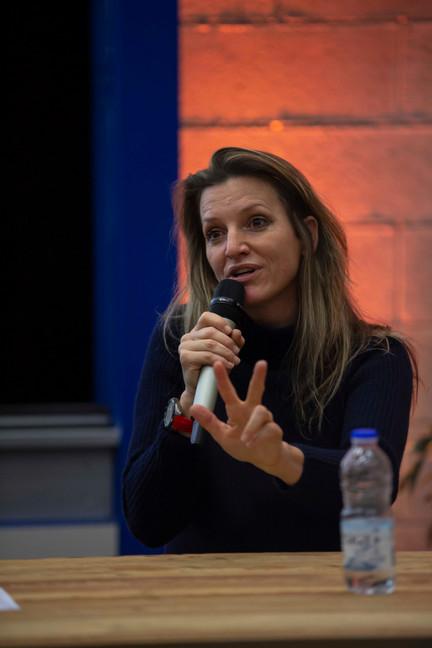 Sarah Marquis, Semaine Mondiale de l'Entrepreneuriat, Université de Genève, Novembre 2019