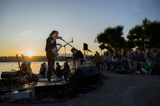 Flare, Aubes Musicales, Août 2019