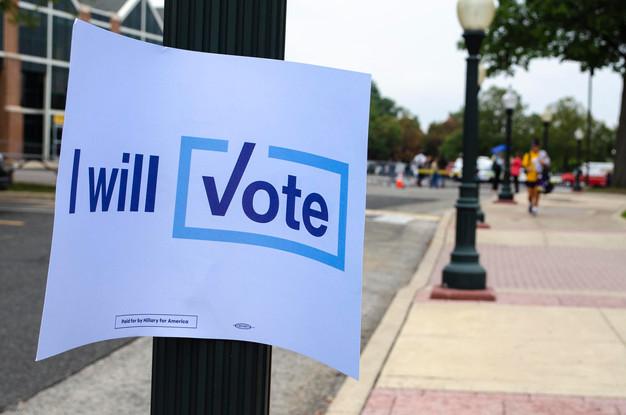 Vote, Oval Office, Novembre 2016