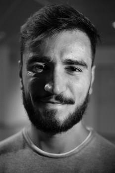 Luca, Inside Out Project, Genève, Novembre 2018