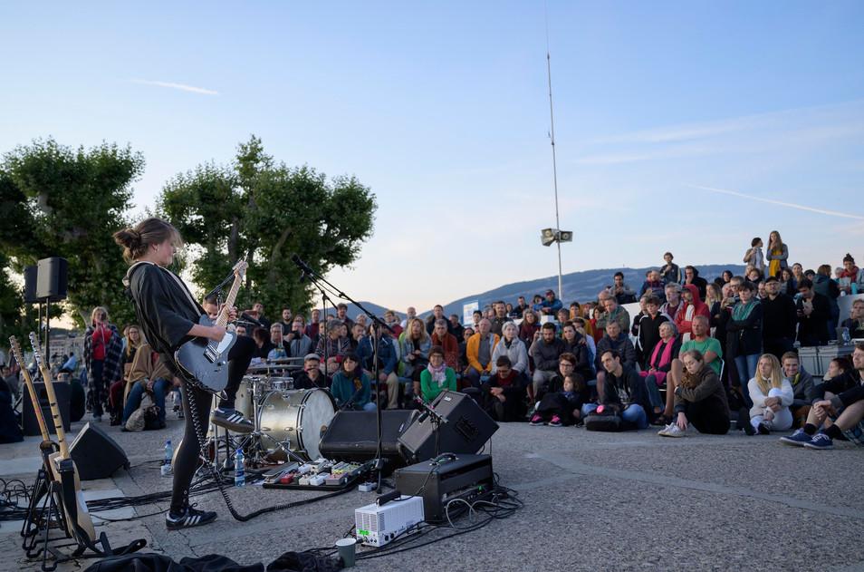 Rockabilly, Aubes Musicales, Août 2019