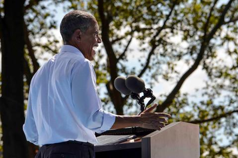 Barack, Oval Office, Septembre 2016