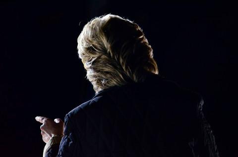 Back Hillary, Oval Office, Novembre 2016