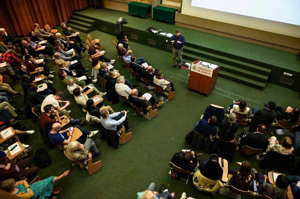 Mon Tout Dernier Cours, Université de Genève, Juin 2019