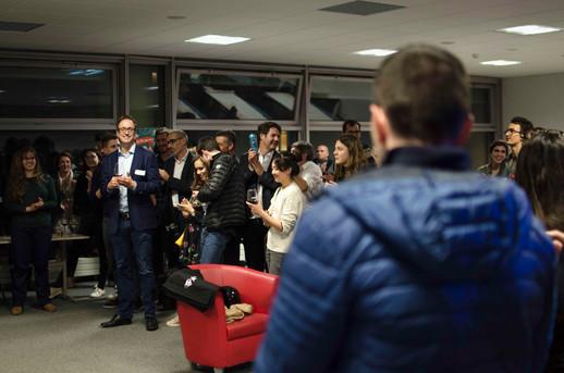 Semaine Mondiale de l'Entrepreneuriat, Université de Genève, Novembre 2019
