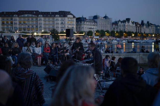 Before dawn, Aubes Musicales, Août 2019