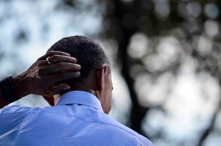 Barack Obama, Oval Office, Septembre 2016