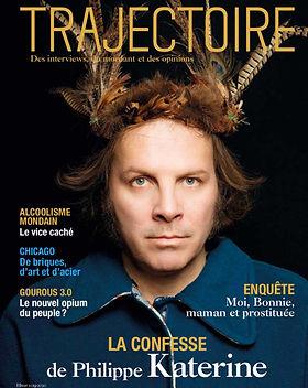 Trajectoire129_PhilippeKaterine_Cover.jp