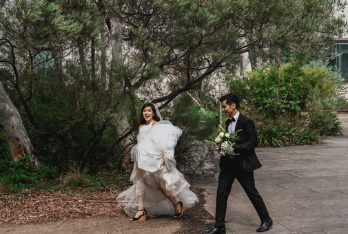 Ella & Kelvin, Wedding in Canberra, Mars 2019