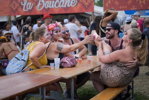 Léopard et brillantine, Paléo Festival Nyon, Juillet 2019
