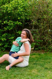 Katie & Family, Unpredicted, Avril 2020