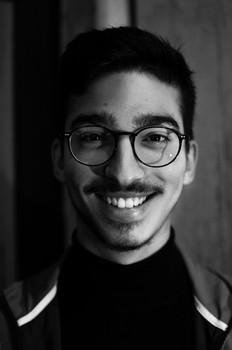 Francisco, Inside Out Project, Genève, Novembre 2018