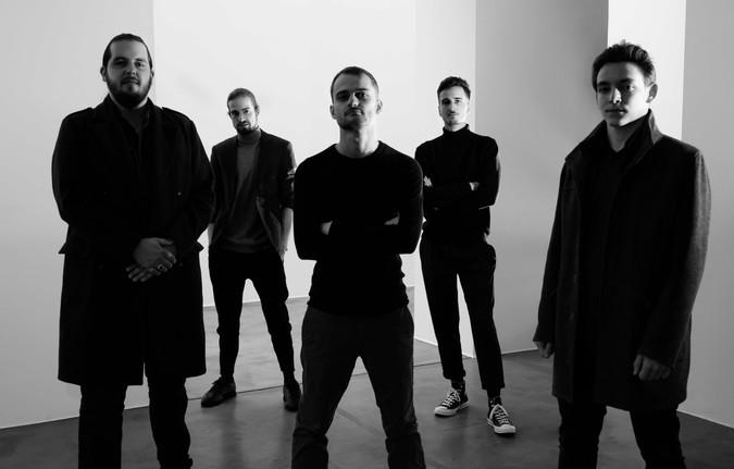 The Band, Blank Shore, Novembre 2019