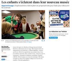 La Tribune de Genève