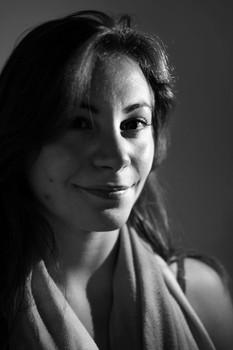 Salomé, Inside Out Project, Genève, Novembre 2018