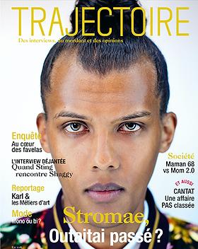Stromae - Trajectoire Magazine - Manon Voland