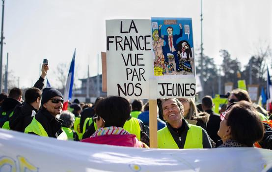 La France vue par nos jeunes, Konbini, Février 2019