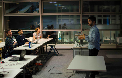 Semaine Mondiale de l'Entrepreneuriat, Université de Genève, Novembre 2018