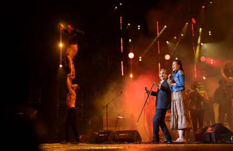 Stephan Eicher, Paléo Festival Nyon, Juillet 2019