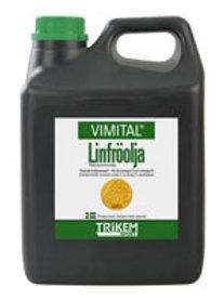 Hørfrø Olie 1L